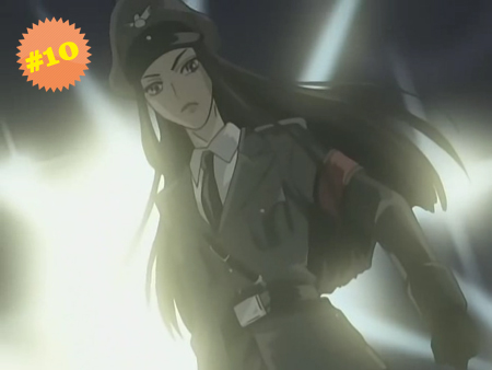 Sunako-chan in Military Uniform