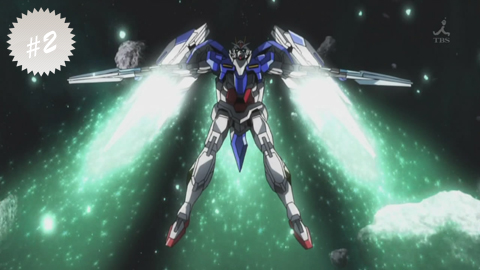 Gundam 00 Season 2 - 00 Raiser