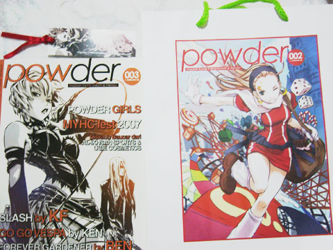 Komik Factory Goody Bag