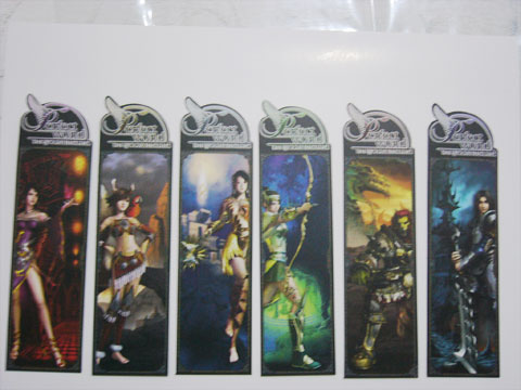Perfect World Bookmarks