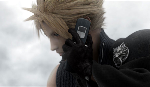 Cloud Strife Advent Children