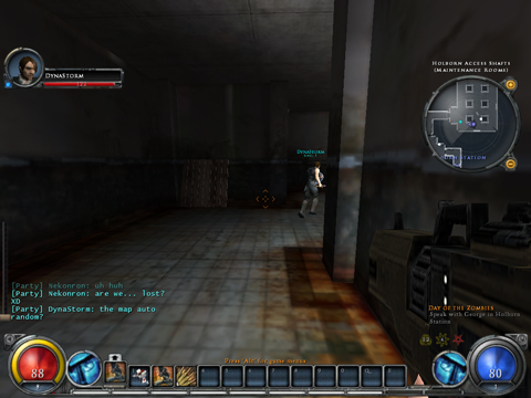 Hellgate:London Beta Screenshot