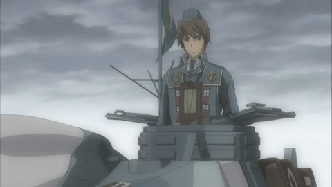 Welkin Gunther - Valkyria Chronicles