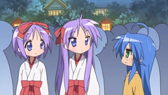 Lucky Star Episode 12