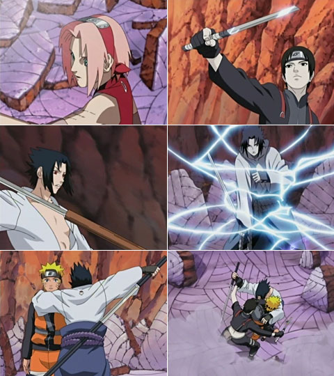 Naruto Shippuuden 51 & 52  Screenshot