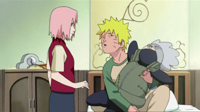 Naruto Shippuuden 57 & 58 screenshot