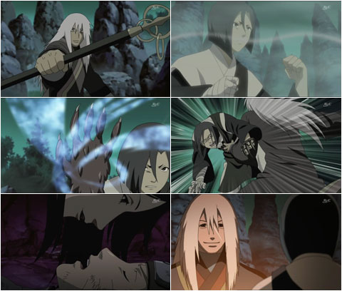 Naruto Shippuuden 61 screenshot