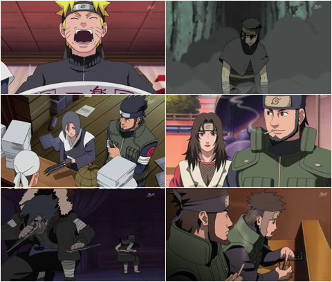 Naruto Shippuuden 63 screenshot