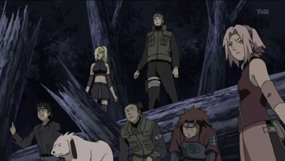 Naruto Shippuuden screenshot