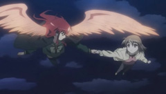 Shakugan no Shana II Episode 14