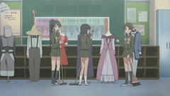 Shakugan no Shana II Episode 16