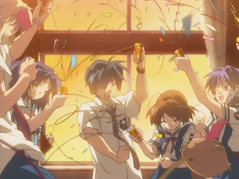 Clannad Party