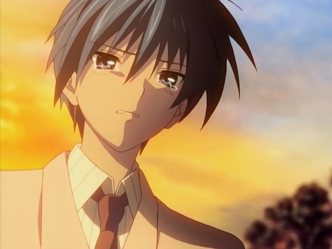 clannad tomoya crying - photo #1